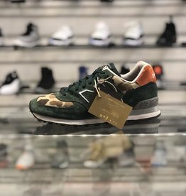 NEW BALANCE BALL & BUCK GREEN