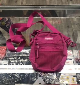 SUPREME SHOULDER BAG PINK