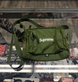SUPREME SHOULDER BAG GREEN