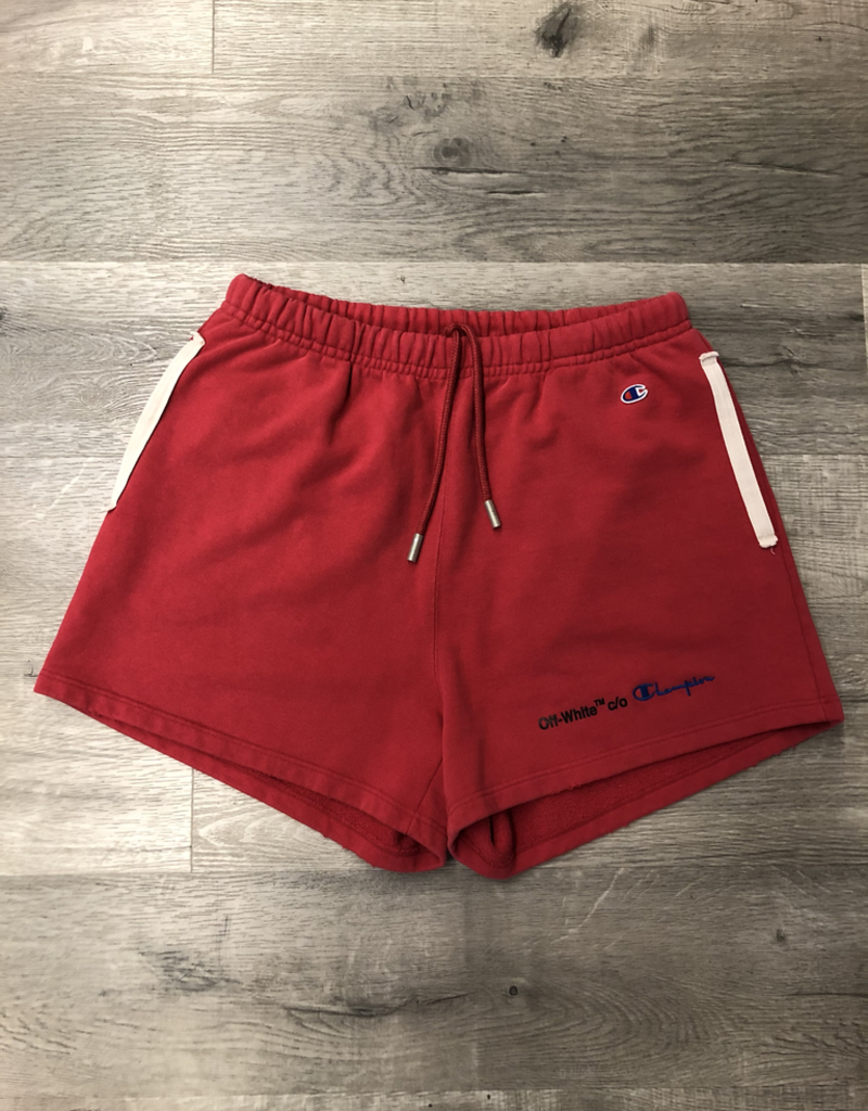 OFF-WHITE CHAMPION SHORTS