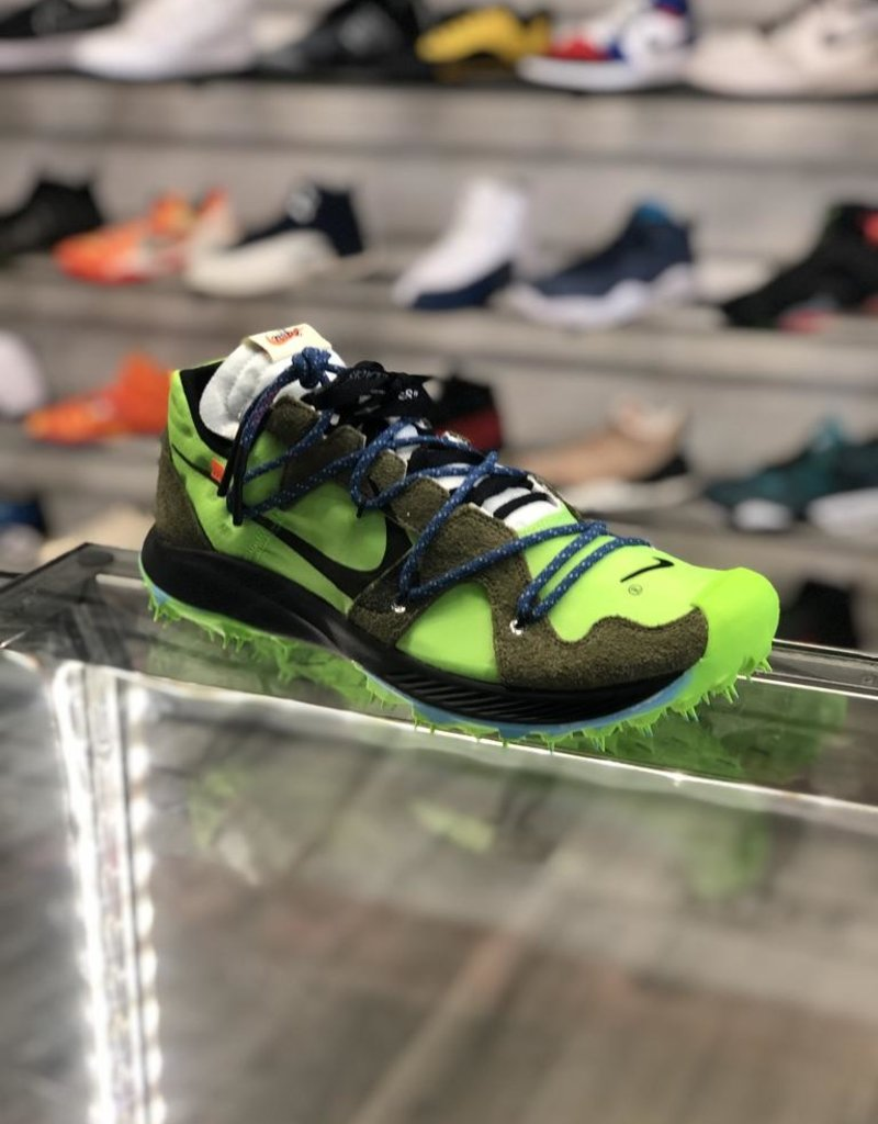 OFF-WHITE NIKE TERRA KIGER GREEN