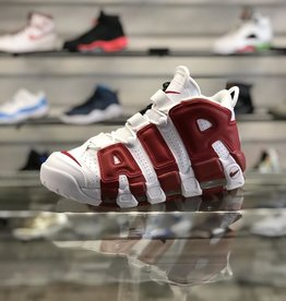 NIKE UP TEMPO RED / WHITE