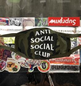ANTI SOCIAL SOCIAL CLUB CAMO FACEMASK