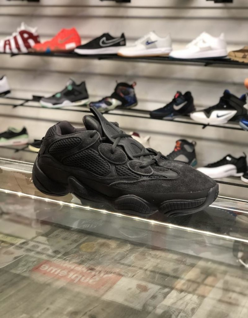 outlet store 7e498 006d8 KANYE WEST ADIDAS YEEZY 500 UTILITY BLACK