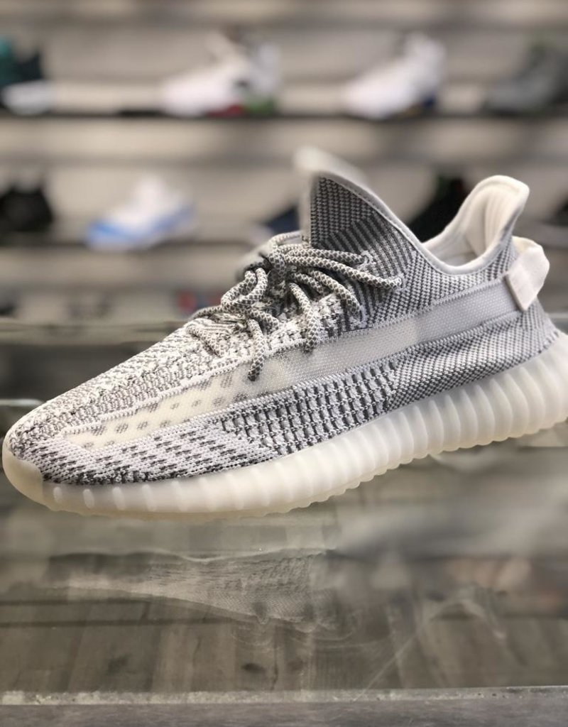 adidas Yeezy Boost 350 V2 Static Black (Reflective) FU9007
