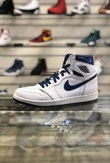AIR JORDAN 1 METALLIC NAVY