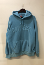 SUPREME POLARTECH FLEECE PULLOVER HOOD