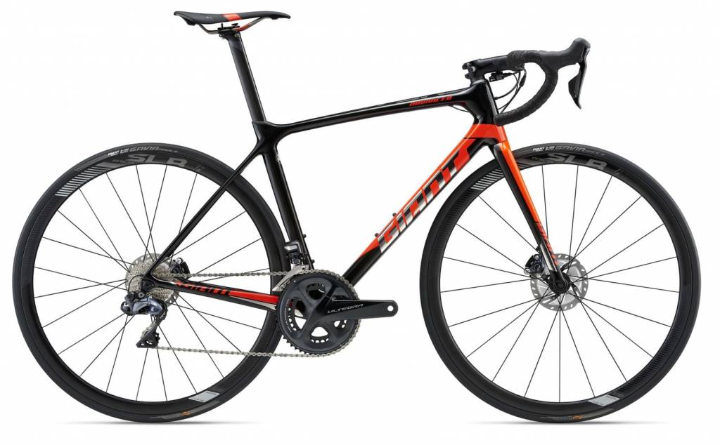 Giant Giant TCR Advanced Pro 0 Disc M Carbon 2018