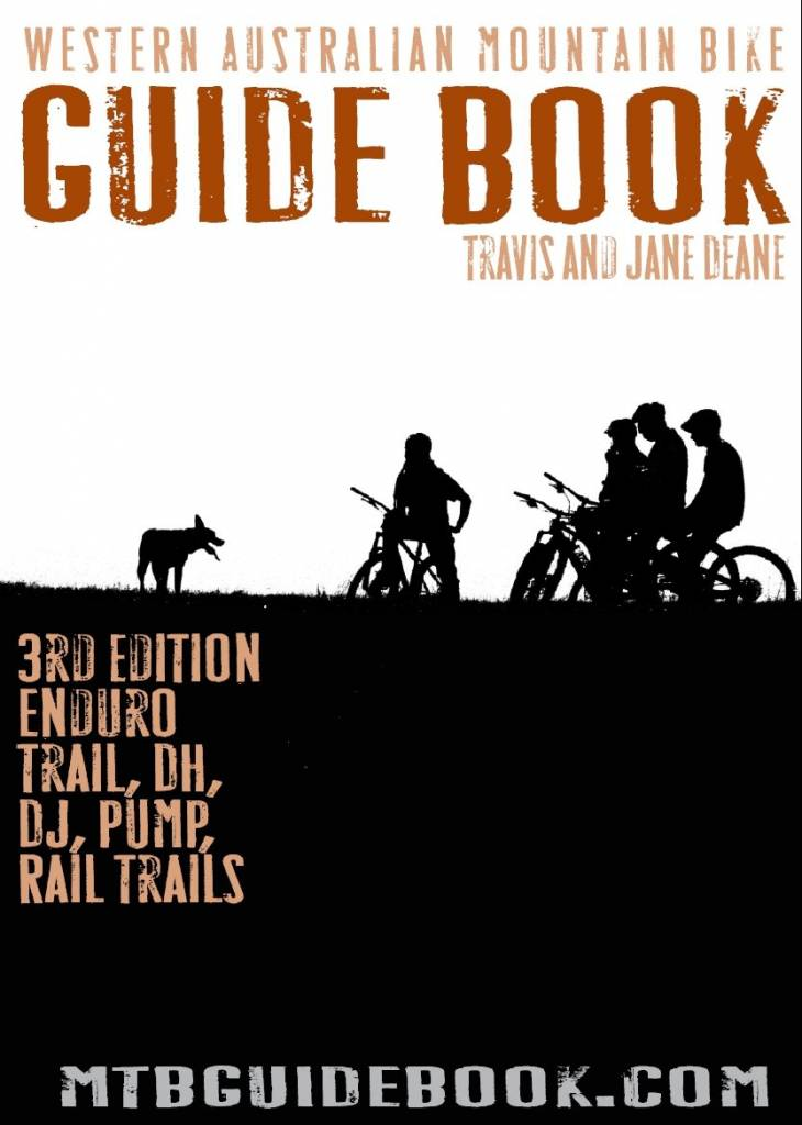 Mtb Guide Western Australian Trail Guide Book 3rd Edition