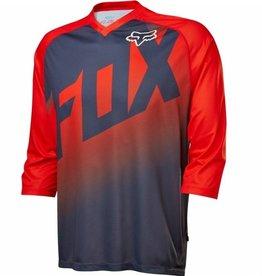 Fox Fox Flow 3/4 Jersey 2016 Red L