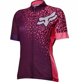 Fox Fox W's Switchback Comp Jersey 16 Plum S