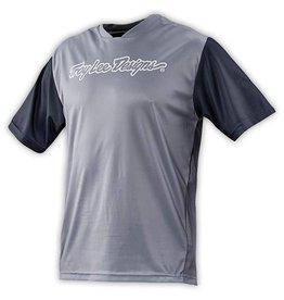 Troy Lee Designs tld Skyline Jersey Gray Large