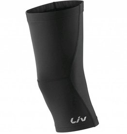 Giant Liv Midthermal Knee Warmer Black Lg
