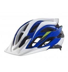 Giant Giant Streak Helmet White/Blue S