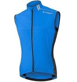 Giant Superlight Wind Vest Blue Md