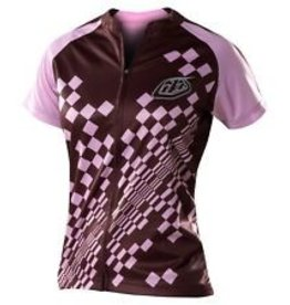 TLD Girl Ace Jersey Pink L