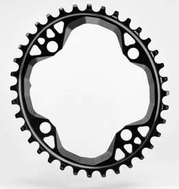 Absolute Black Absolute Black Oval 104&64BCD 34T Chain Ring