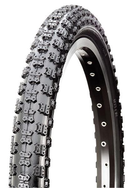 """CST Tyre CST 12"""" Black Knobby"""