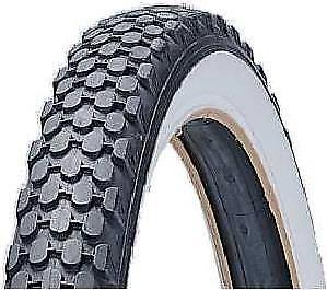 """Tyre Duro White Wall 24""""*2.125 Knobby"""