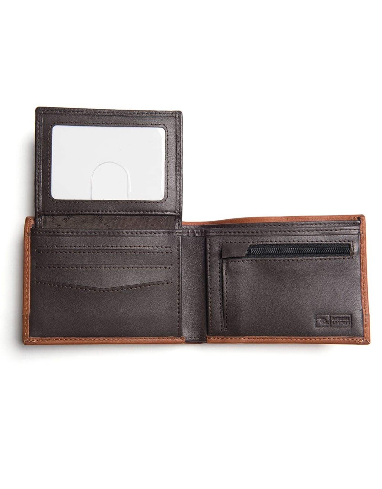 RIP CURL Horizons RFID All Day Leather Wallet