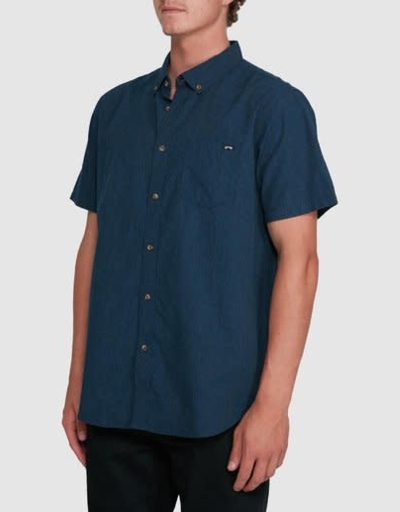 BILLABONG All Day Short Sleeve Shirt