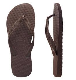 HAVAIANAS Top Brown Thongs