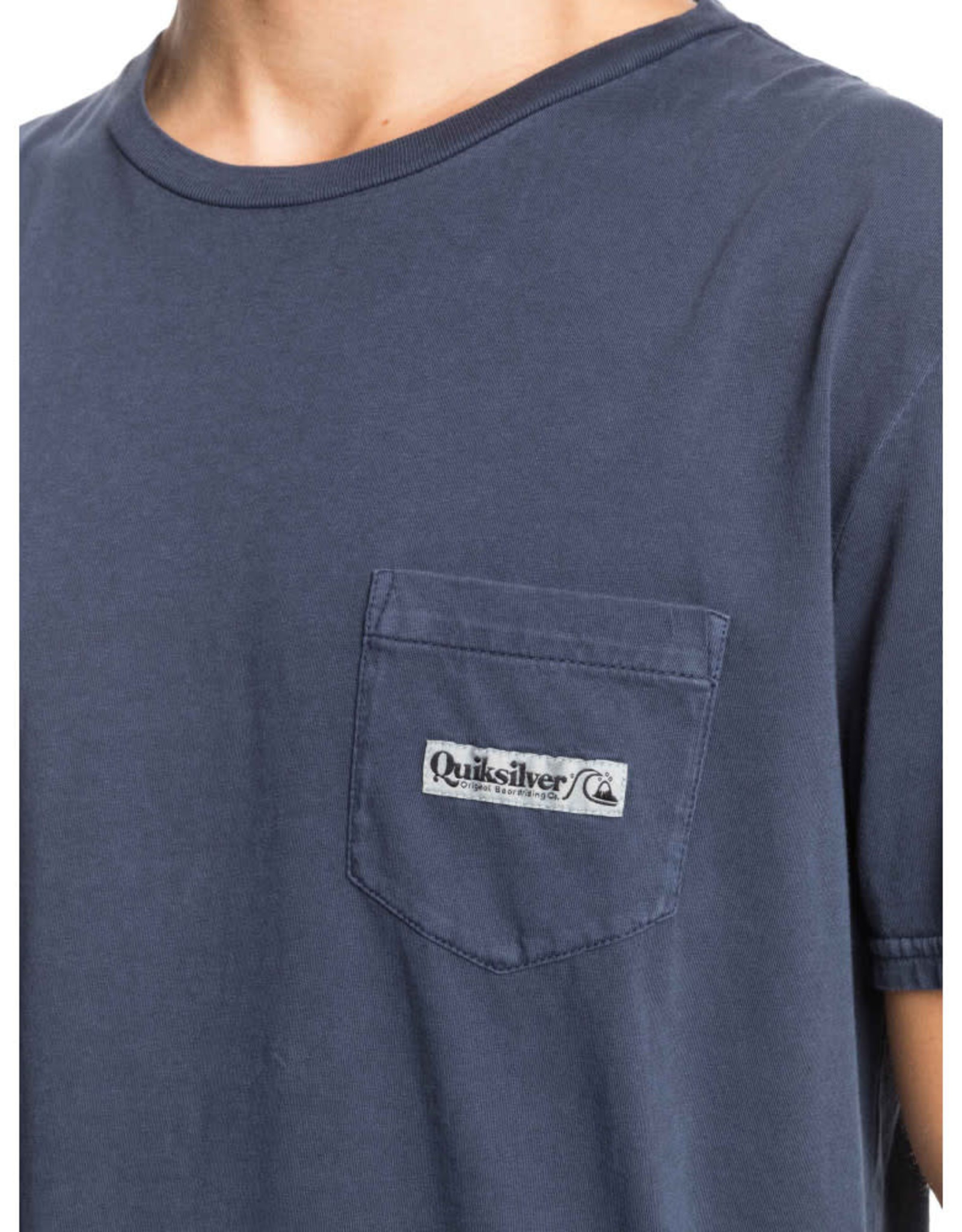QUIKSILVER Sub Mission Pocket Tee