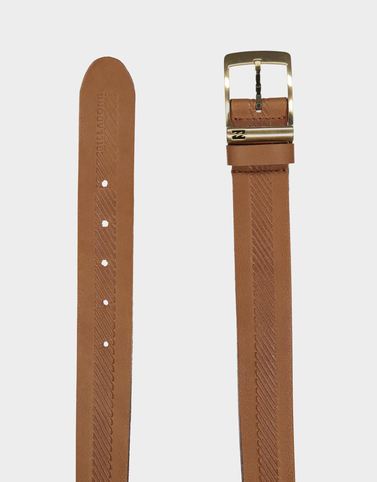 BILLABONG Helsman Leather Belt
