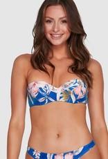 BILLABONG Samaya Lina Bustier Bikini Top