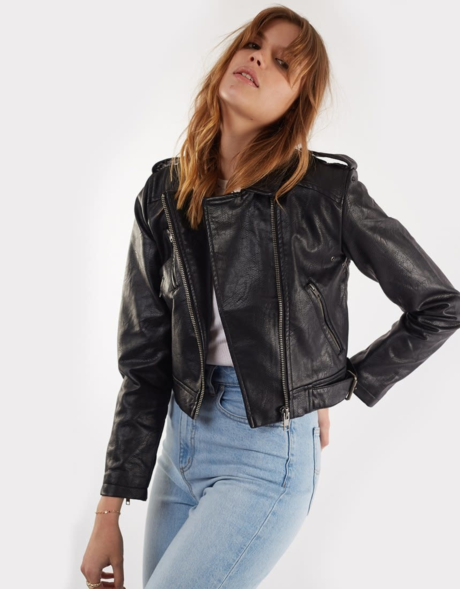 JORGE Demi Moto jacket
