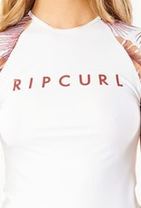 RIP CURL Leilani Relaxed Short Sleeve Rash Vest
