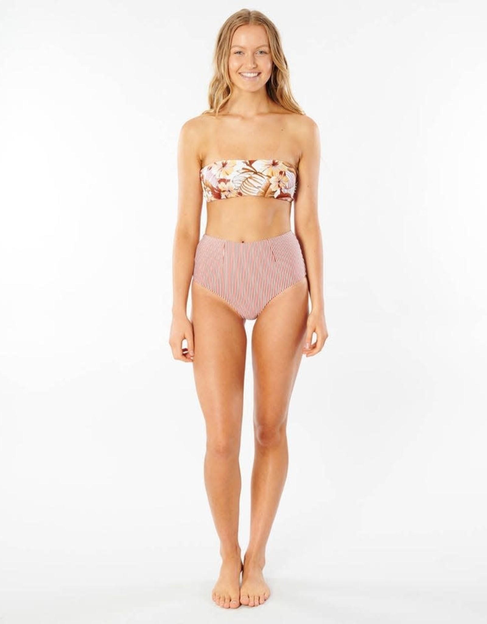 RIP CURL Leilani Hi Waist Good Bikini Bottom