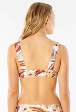 RIP CURL Leilani Deep V Bikini Top