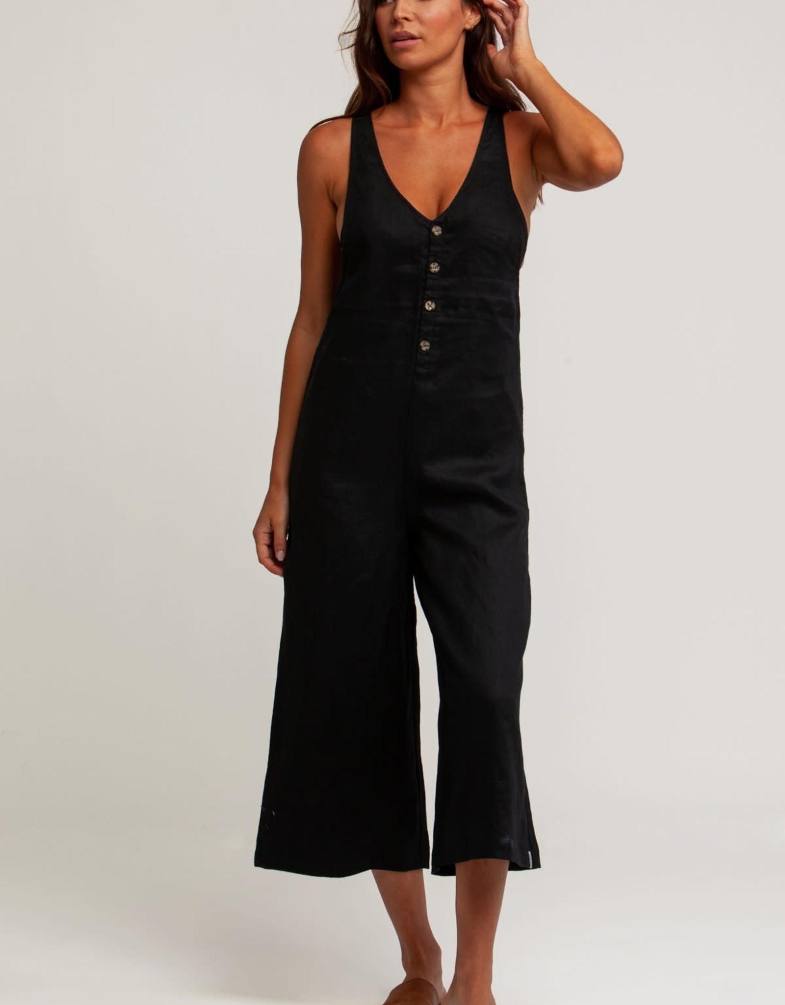 RHYTHM Linen Jumpsuit