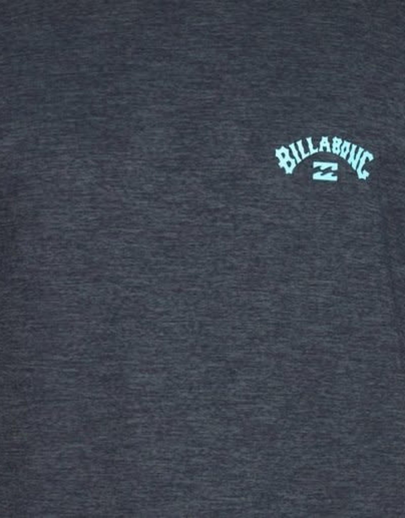 BILLABONG Shoreline Loose Fit Short Sleeve Rash Vest