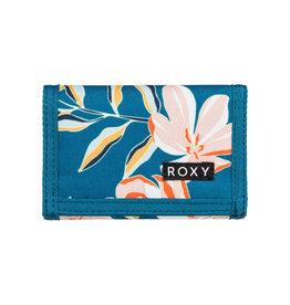 ROXY Small Beach Tri Fold Wallet