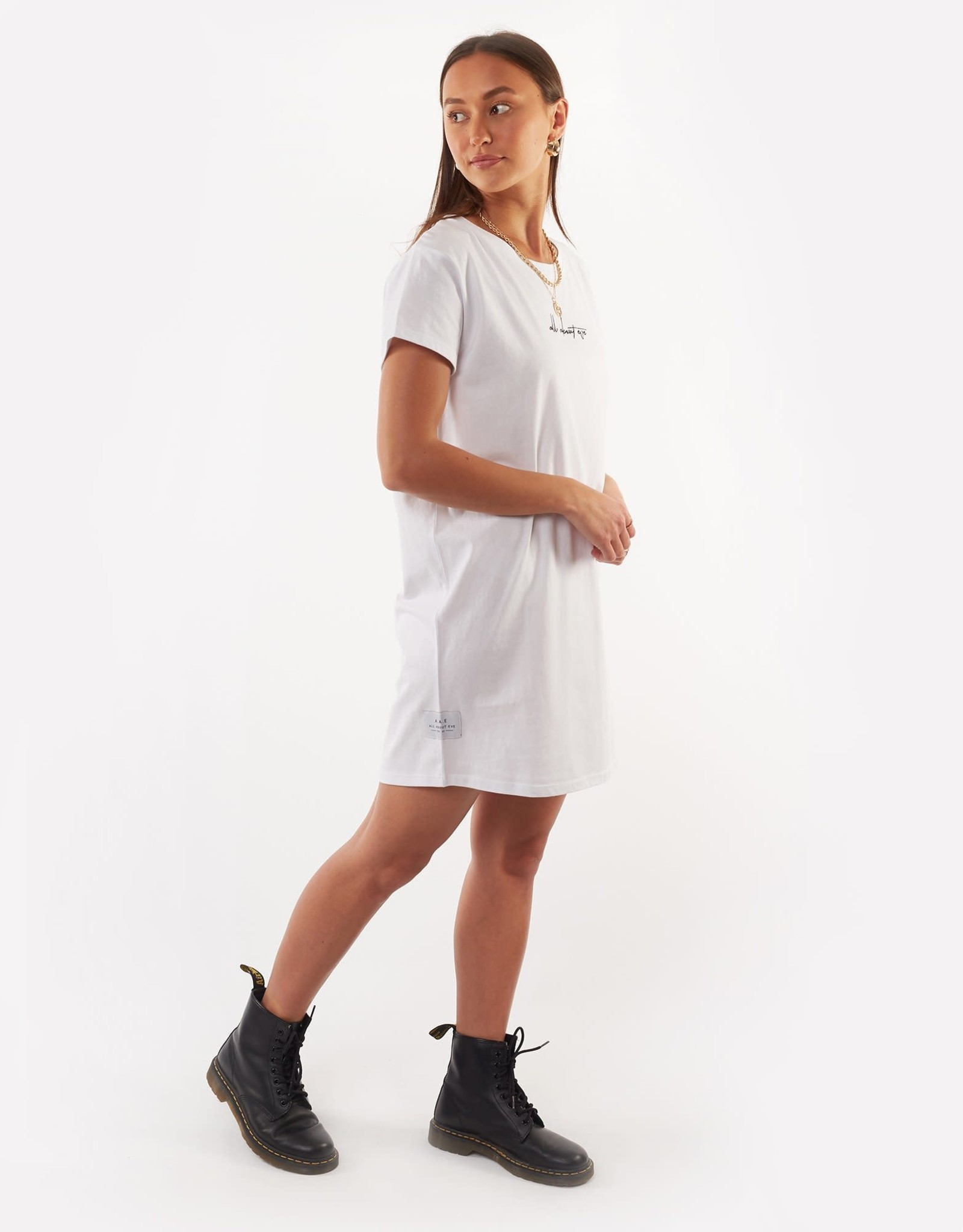 ALL ABOUT EVE Relaxed Tee Dress