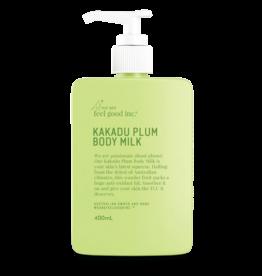 WE ARE FEEL GOOD INC Kakadu Plum Body Milk 400ml