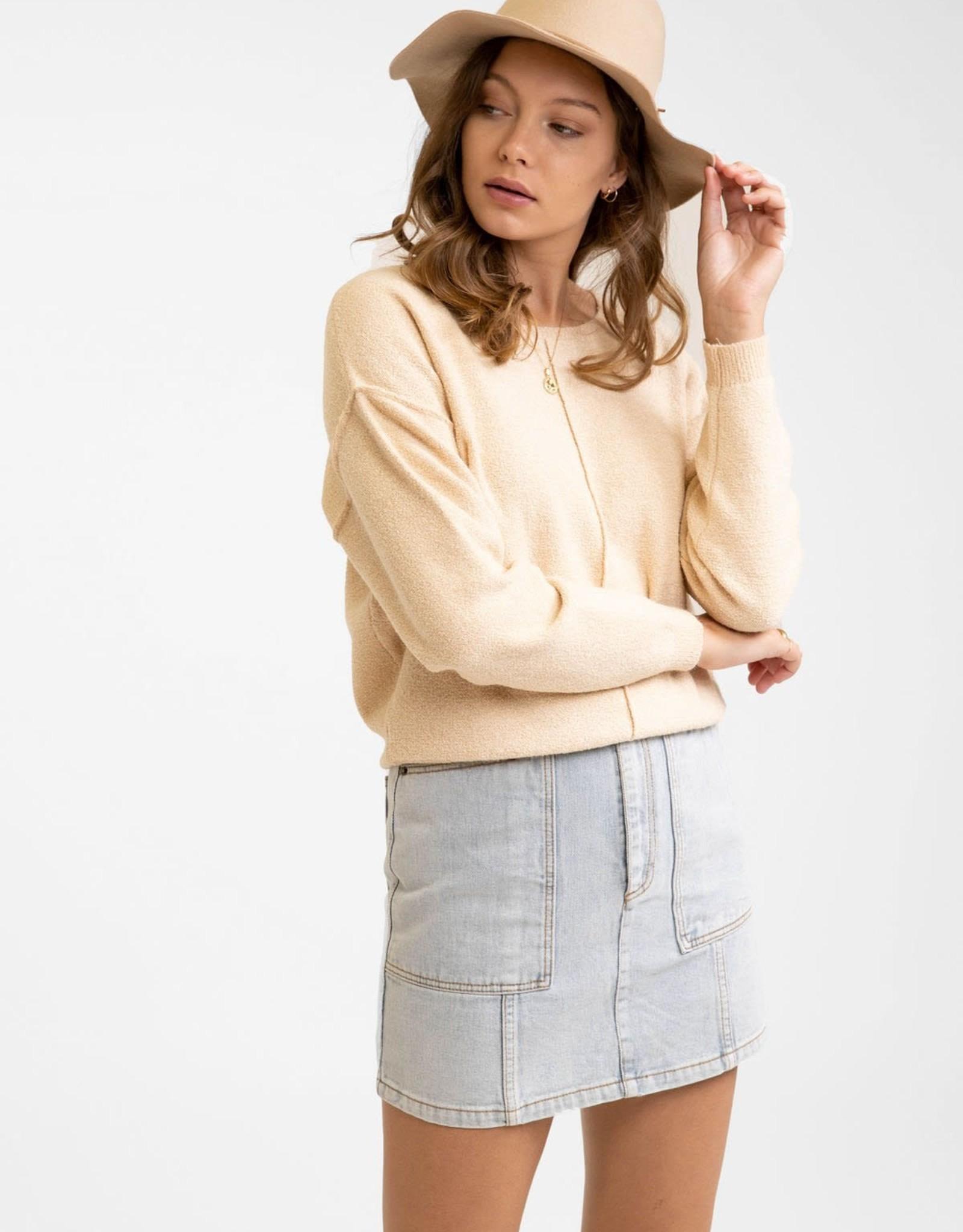 RHYTHM Silverlake Knit - Size 12