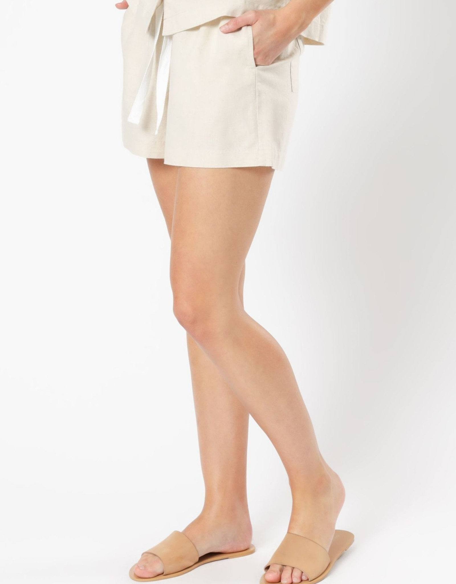 NUDE LUCY Nude Classic Short