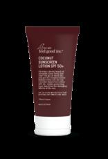 WE ARE FEEL GOOD INC Coconut Sunscreen  SPF50+ 75ml
