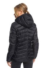 ROXY Coast Road Water Resistant Hooded Jacket