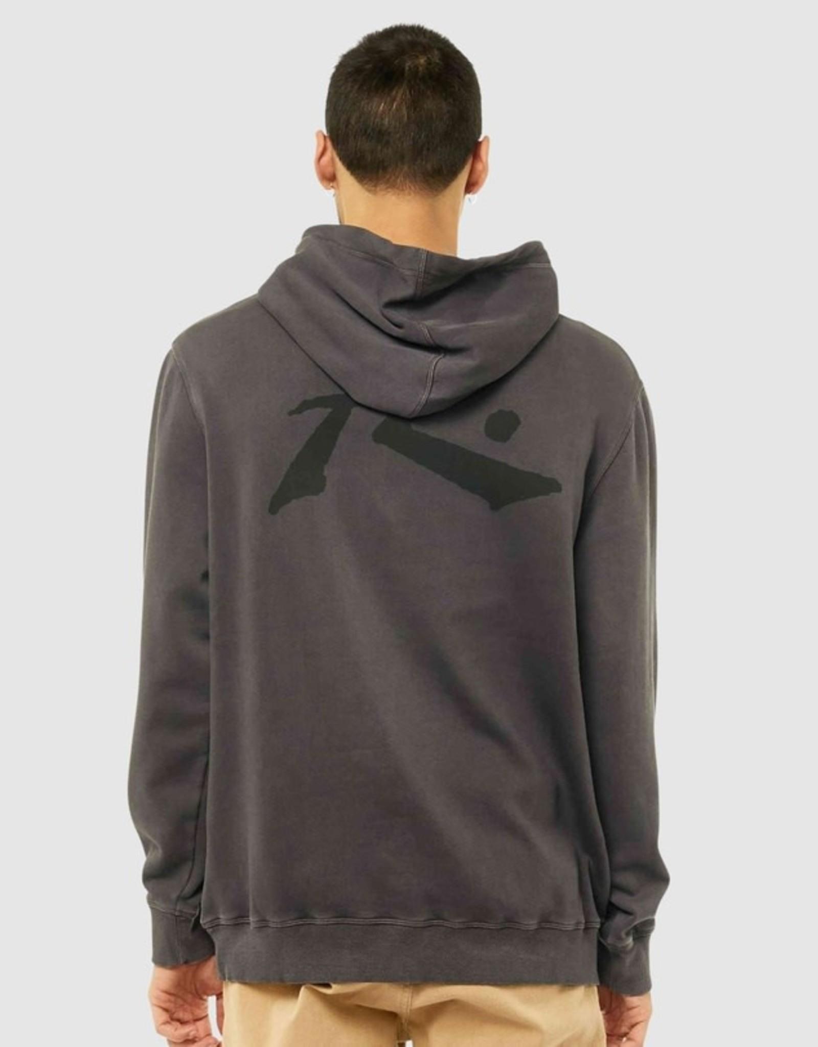 RUSTY Comp Wash Hood Fleece