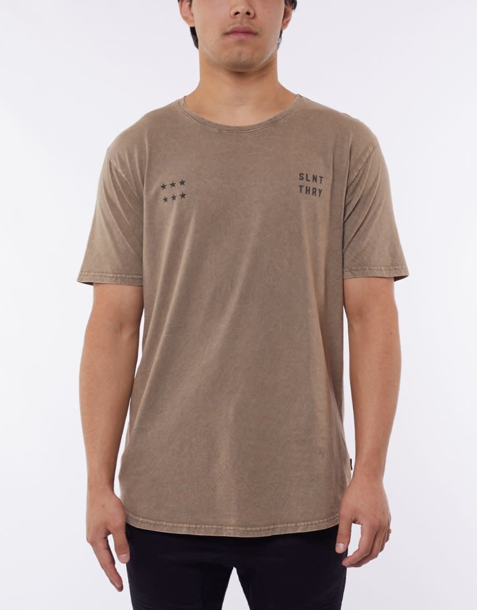 SILENT THEORY Double Hit Tee
