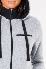 RIP CURL Luxe Zip Through Hood