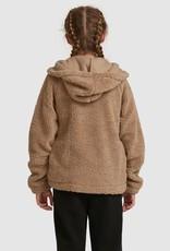 BILLABONG Girls Keep Cozy Pop Hood