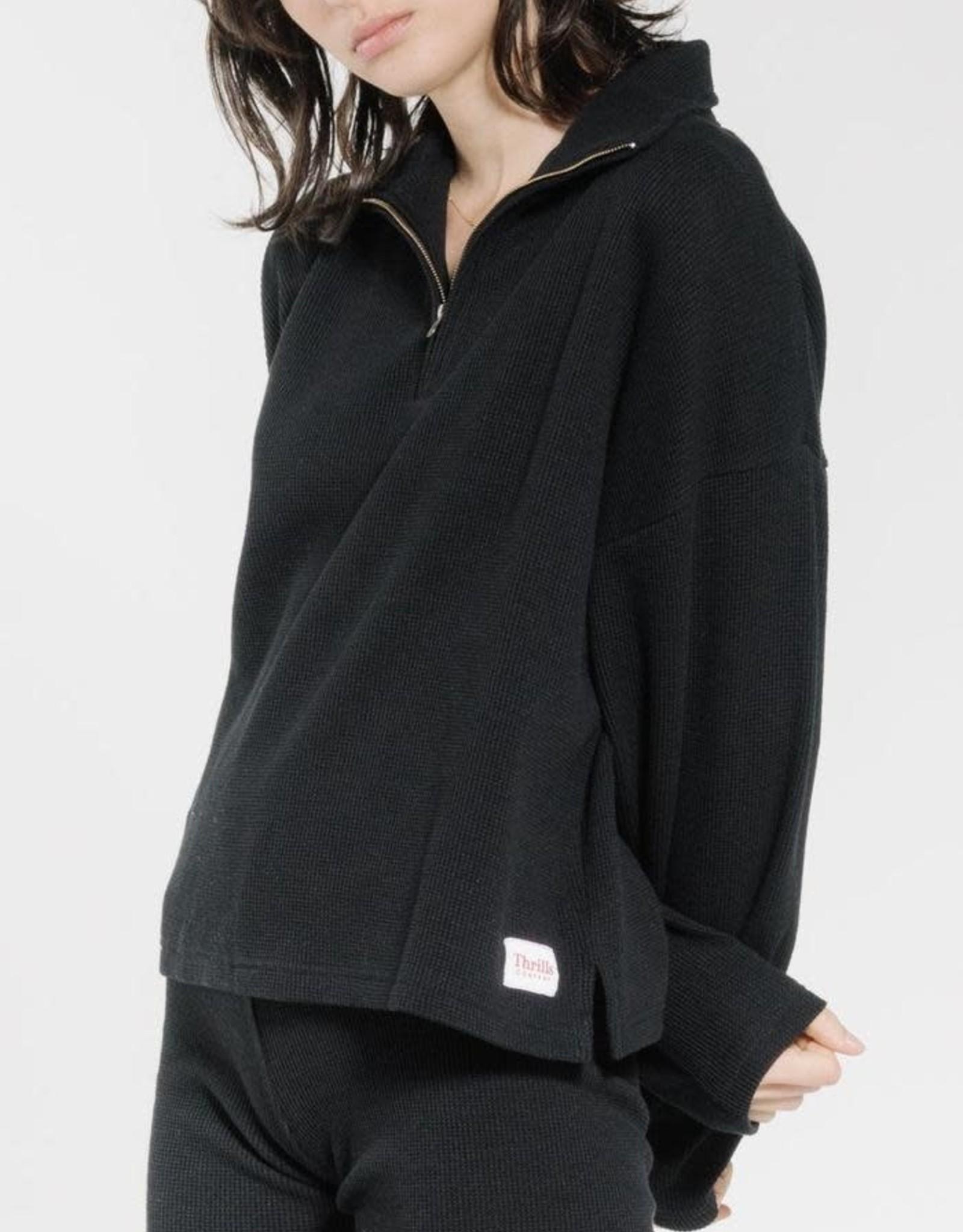 THRILLS Hiatus 3/4 Zip Pullover