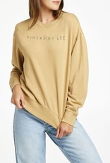 RIDERS BY LEE Relaxed Logo Sweat