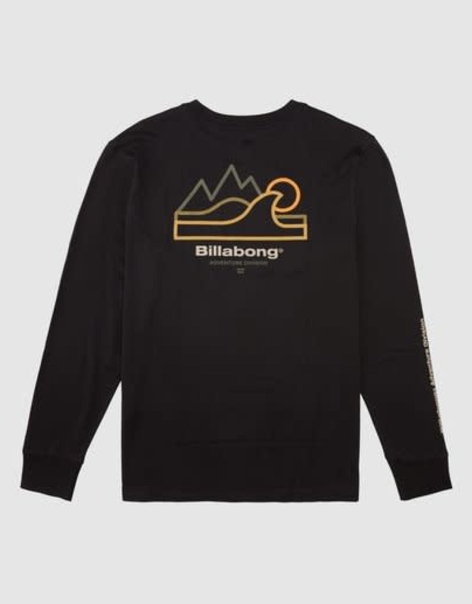 BILLABONG Peak Wave LS Tee