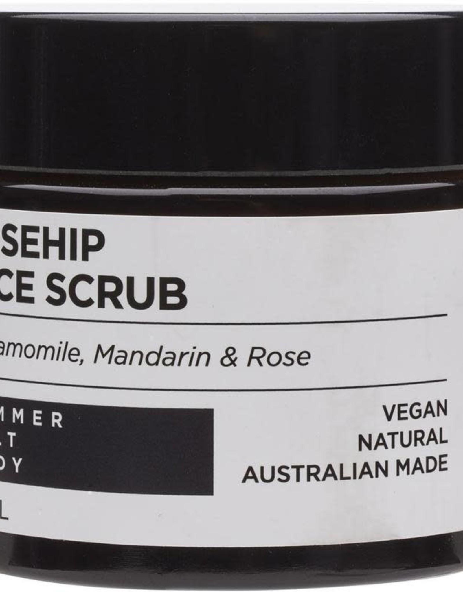 Rosehip Face Scrub 50ml